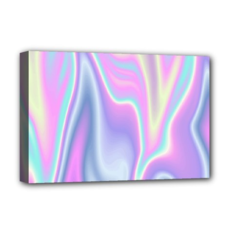 Holographic Design Deluxe Canvas 18  X 12