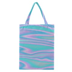 Holographic Design Classic Tote Bag by tarastyle