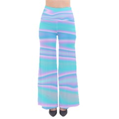 Holographic Design Pants