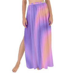 Holographic Design Maxi Chiffon Tie Up Sarong
