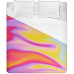 Holographic Design Duvet Cover (california King Size) by tarastyle