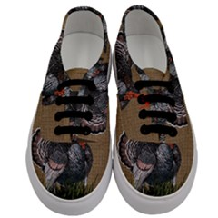 Thanksgiving Turkey Men s Classic Low Top Sneakers