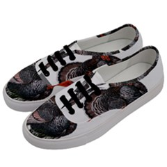 Thanksgiving Turkey Men s Classic Low Top Sneakers by Valentinaart