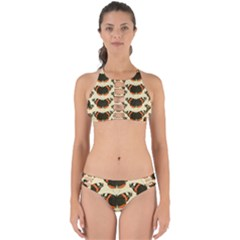 Butterfly Butterflies Insects Perfectly Cut Out Bikini Set by Celenk