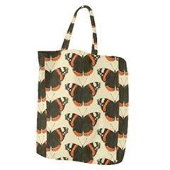 Butterfly Butterflies Insects Giant Grocery Zipper Tote by Celenk