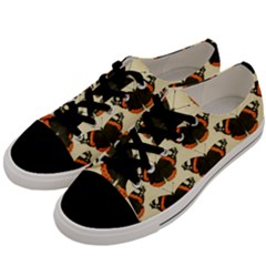 Butterfly Butterflies Insects Men s Low Top Canvas Sneakers by Celenk