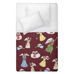 Christmas Angels  Duvet Cover (single Size)