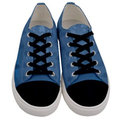 Blue Mountain Men s Low Top Canvas Sneakers