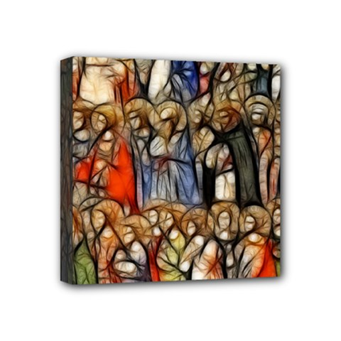 All Saints Christian Holy Faith Mini Canvas 4  X 4  by Celenk