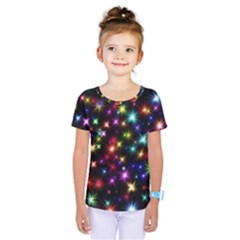 Fireworks Rocket New Year S Day Kids  One Piece Tee by Celenk
