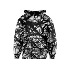 Neurons Brain Cells Brain Structure Kids  Pullover Hoodie
