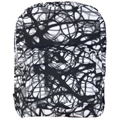 Neurons Brain Cells Brain Structure Full Print Backpack