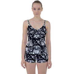Neurons Brain Cells Brain Structure Tie Front Two Piece Tankini