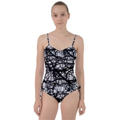 Neurons Brain Cells Brain Structure Sweetheart Tankini Set