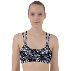 Neurons Brain Cells Brain Structure Line Them Up Sports Bra