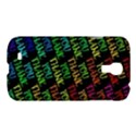 Thank You Font Colorful Word Color Samsung Galaxy S4 I9500/I9505 Hardshell Case View1
