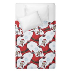 Christmas Pattern Duvet Cover Double Side (single Size) by tarastyle