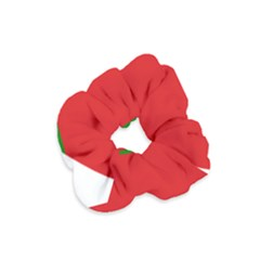 Heart Love Affection Oman Velvet Scrunchie