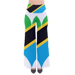 Heart Love Tanzania East Africa Pants by Celenk