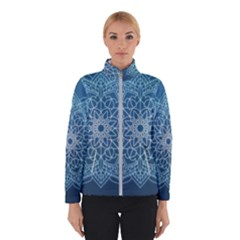 Mandala Floral Ornament Pattern Winterwear