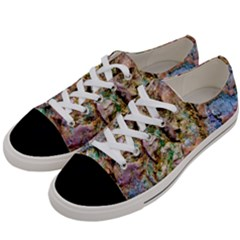 Abstract Background Wallpaper 1 Women s Low Top Canvas Sneakers by Costasonlineshop