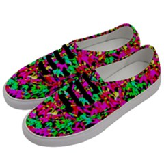 Colorful Leaves Men s Classic Low Top Sneakers by Costasonlineshop