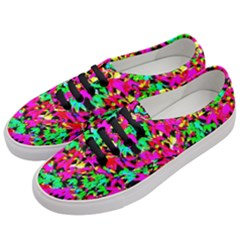 Colorful Leaves Women s Classic Low Top Sneakers by Costasonlineshop