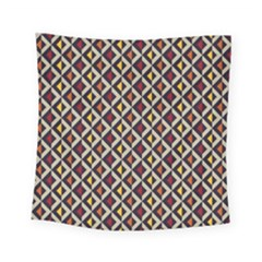 Native American Pattern 5 Square Tapestry (small) by Cveti