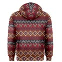 Native American Pattern 8 Men s Zipper Hoodie View2