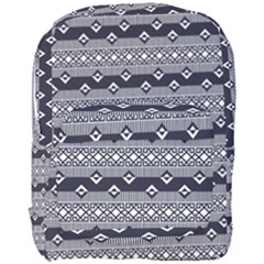 Native American Pattern 9 Full Print Backpack by Cveti