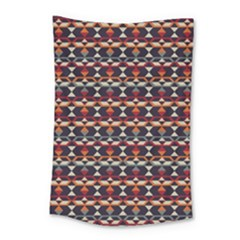 Native American Pattern 14 Small Tapestry by Cveti