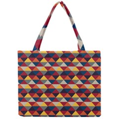 Native American Pattern 16 Mini Tote Bag by Cveti