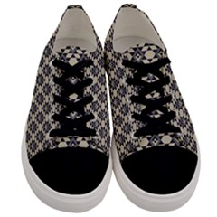 Native American 17 Men s Low Top Canvas Sneakers