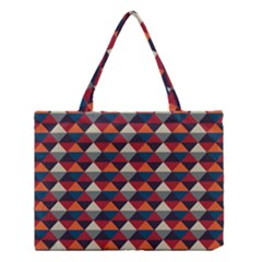 Native American Pattern 21 Medium Tote Bag by Cveti