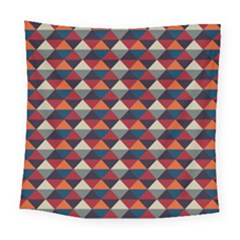 Native American Pattern 21 Square Tapestry (large) by Cveti