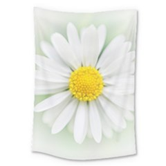 Art Daisy Flower Art Flower Deco Large Tapestry