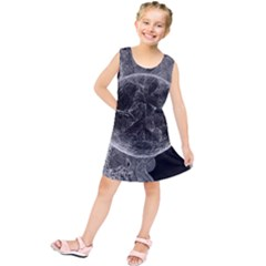 Space Universe Earth Rocket Kids  Tunic Dress by Celenk