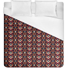 Native American Pattern 22 Duvet Cover (king Size) by Cveti