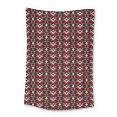 Native American Pattern 22 Small Tapestry by Cveti