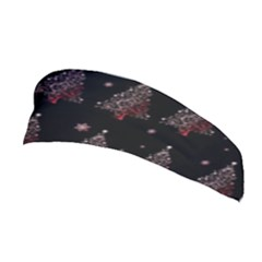 Christmas Tree   Pattern Stretchable Headband