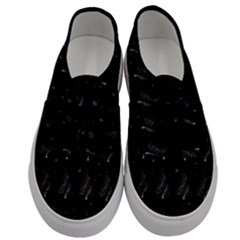 Christmas Tree   Pattern Men s Classic Low Top Sneakers