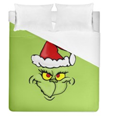 Grinch Duvet Cover (queen Size)