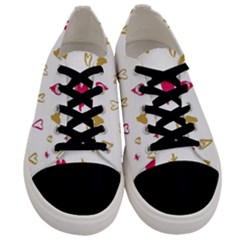 All Cards 06 Men s Low Top Canvas Sneakers