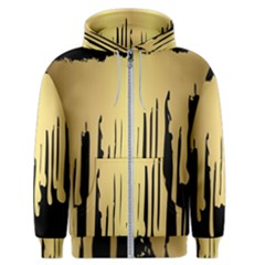 Drip Cold Men s Zipper Hoodie by 8fugoso