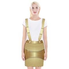 Gold8 Braces Suspender Skirt by 8fugoso