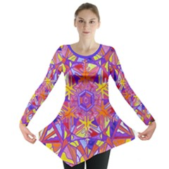 Exhilaration   Long Sleeve Tunic