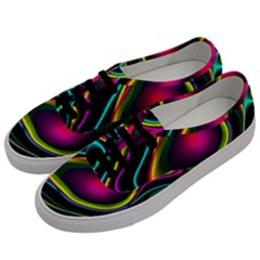 Vibrant Fantasy 5 Men s Classic Low Top Sneakers by MoreColorsinLife