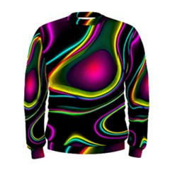 Vibrant Fantasy 5 Men s Sweatshirt by MoreColorsinLife