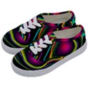 Vibrant Fantasy 5 Kids  Classic Low Top Sneakers View2