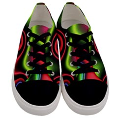 Vibrant Fantasy 1b Men s Low Top Canvas Sneakers
